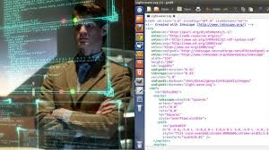 blog tracks down the source of computer code used in movies