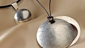 locket ornament make a modern locket facet jewelry