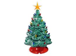 lighted christmas tree paint your own pottery lighted christmas tree northwest center