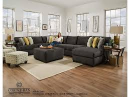 home theater sectionals corinthian alton alton 4 piece sectional with rsf chaise great