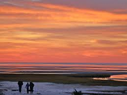 fabulous sunsets u0026 bay views on waterfront property north eastham