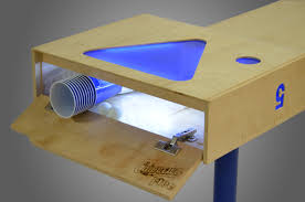 Blue C Beer Pong Table C BEER PONG - Beer pong table designs