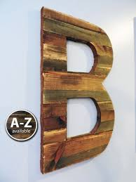 decorative wooden letters for walls best 25 wood letters ideas on