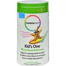 Rainbow Light Vitamins Multivitamins Children Rainbow Light Vitamins U0026 Minerals Ebay
