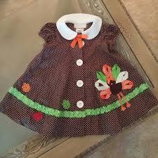 bonnie baby thanksgiving bonnie baby other turkey dress poshmark
