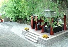 Asian Patio Design Asian Backyard Landscaping Ideas Asian Inspired Backyard