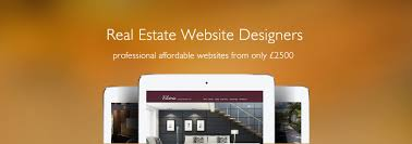 real estate website designers in gibraltar and chesham bucks