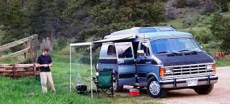 Van Awnings Rv Net Open Roads Forum Class B Camping Van Conversions Awnings