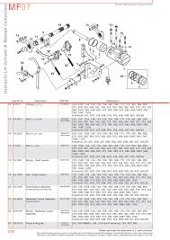 massey ferguson hydraulic pumps page 290 sparex parts lists