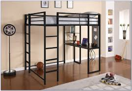 queen size loft bed frame plans bedroom home design ideas