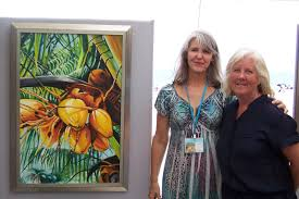 Stockley Gardens Art Show Juli Schuszler Client Pix