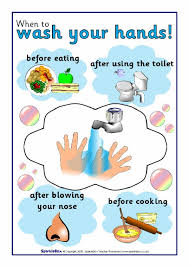 printable poster for hand washing health hygiene teaching resources for early years ks1 sparklebox