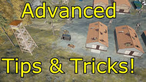 pubg tips pubg advanced tips and tricks guide youtube