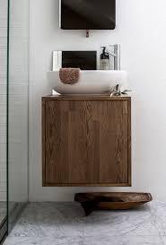 Small Bathroom Sinks With Cabinet Best 25 Floating Bathroom Sink Ideas On Pinterest Modern