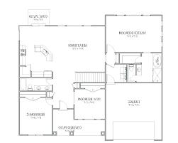 open floor plans houses open floor plan blueprints listcleanupt com