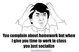 Teacher Meme Posters - teacher memes 3 spanishplans org ja ja español pinterest