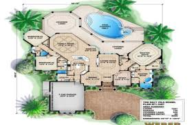house plans mediterranean 17 two mediterranean house plans single family archives