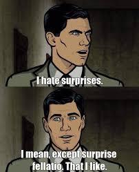 Surprise Meme - who doesn t like surprise fellatio meme by reidmarcus2 memedroid