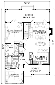 southern house plans with porches house plan 86106 at familyhomeplans com