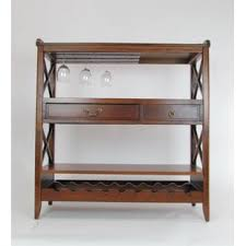 sofa table with wine rack console table with wine rack wayfair