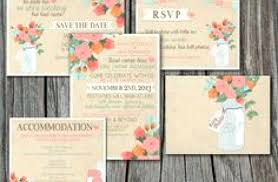 vistaprint wedding invitations ideas vista print wedding invitations for wedding shower