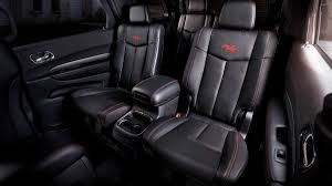 Dodge Durango Srt8 Price 2015 Dodge Durango R T Review Notes Interior Luxury For Three