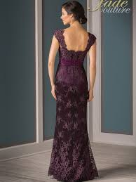 Mother Of Bride Dresses Couture by Jade Couture K188003 Lace Floor Length Mother Of The Bride Dress