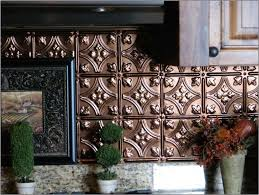 kitchen backsplash metal medallions kitchen metal tile kitchen backsplash styles ideas