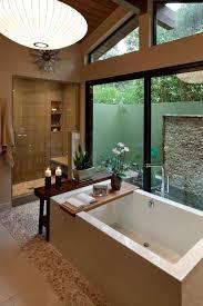 Bathtub Los Angeles Los Angeles Mid Century Bathroom Midcentury With Atrium Modern