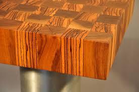 zebrawood and walnut butcher block brooks custom brookscustom zebrawood and walnut butcher block brooks custom brookscustom com zebrawood walnut