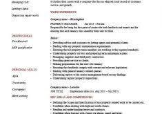 Property Manager Resume Samples by Download Resume Formating Haadyaooverbayresort Com