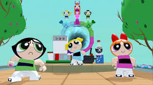 the powerpuff girls and teen titans go come to lego dimensions in