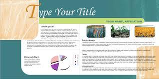 poster presentation powerpoint template free powerpoint scientific