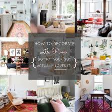 guy home decor how to decorate your home with pink and still keep your guy happy