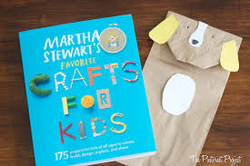 crafting with the kiddos martha stewart u0027s crafts for kids the