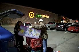 black friday super target black friday shoppers hunt for holiday bargains photos and images
