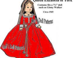 Queen Elizabeth Halloween Costume Elizabeth York Etsy