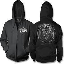 official the vamps varsity pullover hoodie apparel the vamps