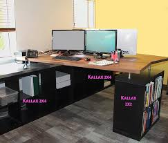 office desks ikea hack bldg commercial interior architecture