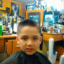 we make sure your kids haircut looks good haircut done by louie yelp