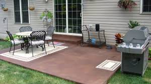 Concrete Patio Color Ideas by Intriguing Flagstone Patio Decorating Ideas Tags Stone Patio