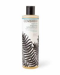 wild cow invigorating bath shower gel 300ml cowshed