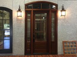 Wood Exterior Door Entry Exterior Doors Grayco Inc