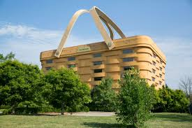 longaberger building selling a 5 million seven story basket is no picnic bloomberg