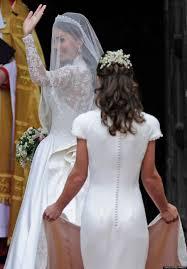Pippa Wedding Pippa Middleton Accused Of Wearing Fake Bum For Royal Wedding