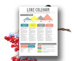 Infographic Resume Template 9 Best Colorful Infographic Resume Template Images On Pinterest