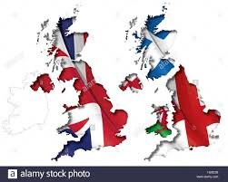 Map Of England And Scotland by Map Of England And Scotland Stock Photos U0026 Map Of England And