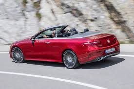 2018 mercedes benz e class cabriolet quick review