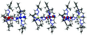 structural snapshots in the copper ii induced azide u2013nitrile