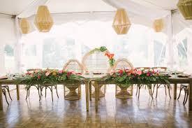 Bridal Shower Chair Tropical Bridal Shower In Ontario Tropical Wedding Ideas 100